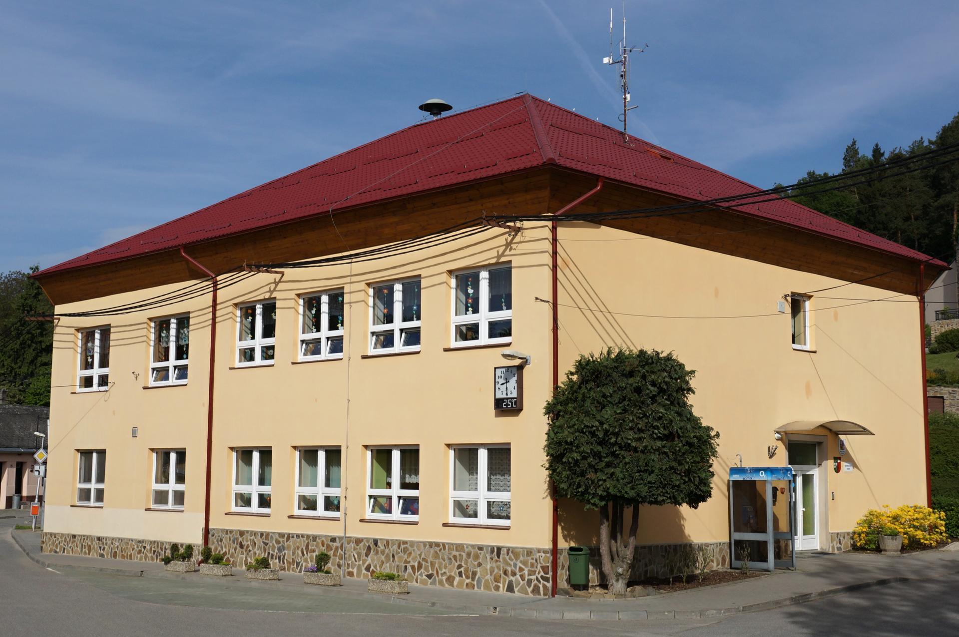 Obec Olšany obecní úřad
